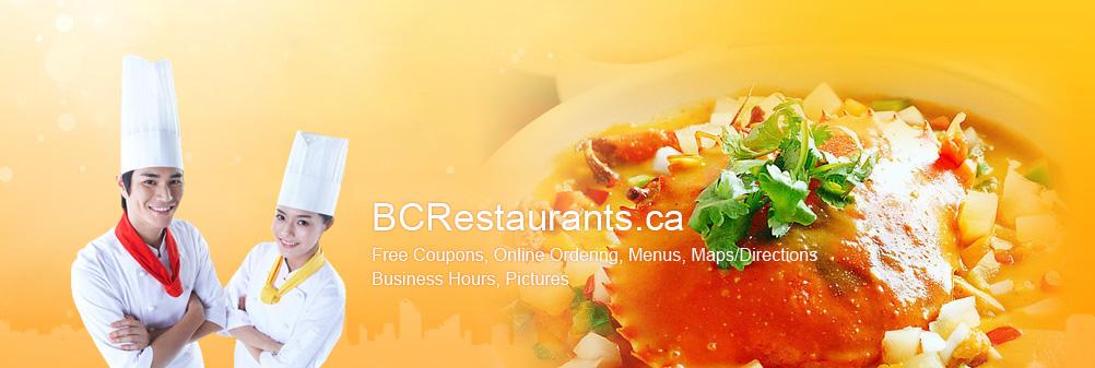 easy order online through bcrestaurants in Vancouver
