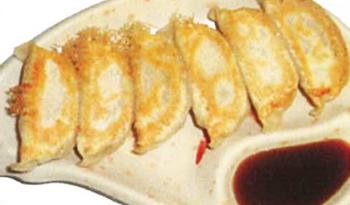 Pork Gyoza (6 Pcs)