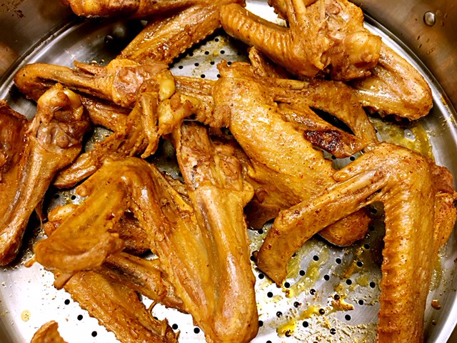 duck wings