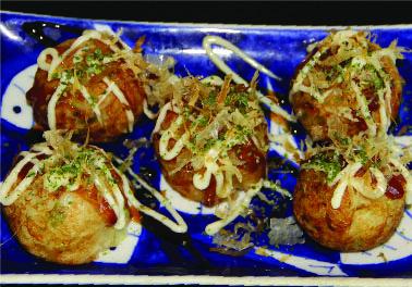 Takoyaki (5 pc )
